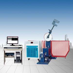 房山区JBDW-300D微机控制全自动超低温冲击试验机